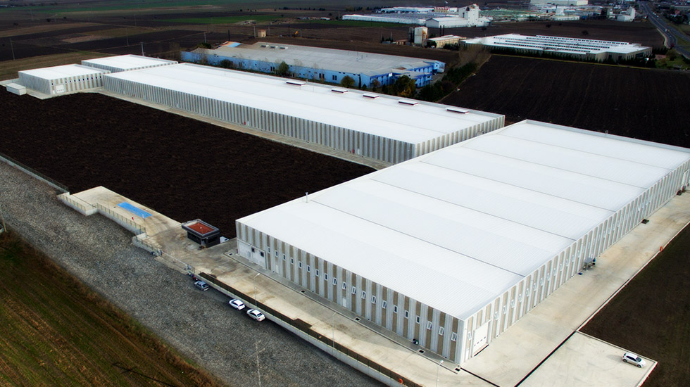 30 Bin m2 Kapalı Alan