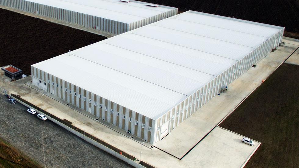 10.000 m2 Kapalı Alan